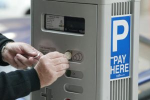 Council will install a 'Pay by Plate' parking system this year. Photo: File